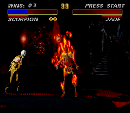 Ultimate Mortal Kombat 3 - weeeeeeeee - User Screenshot